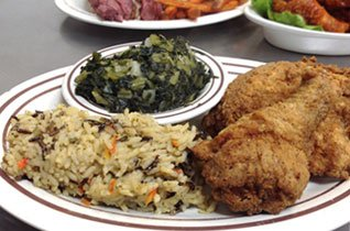 Our Delicious Southern Fried Chicken